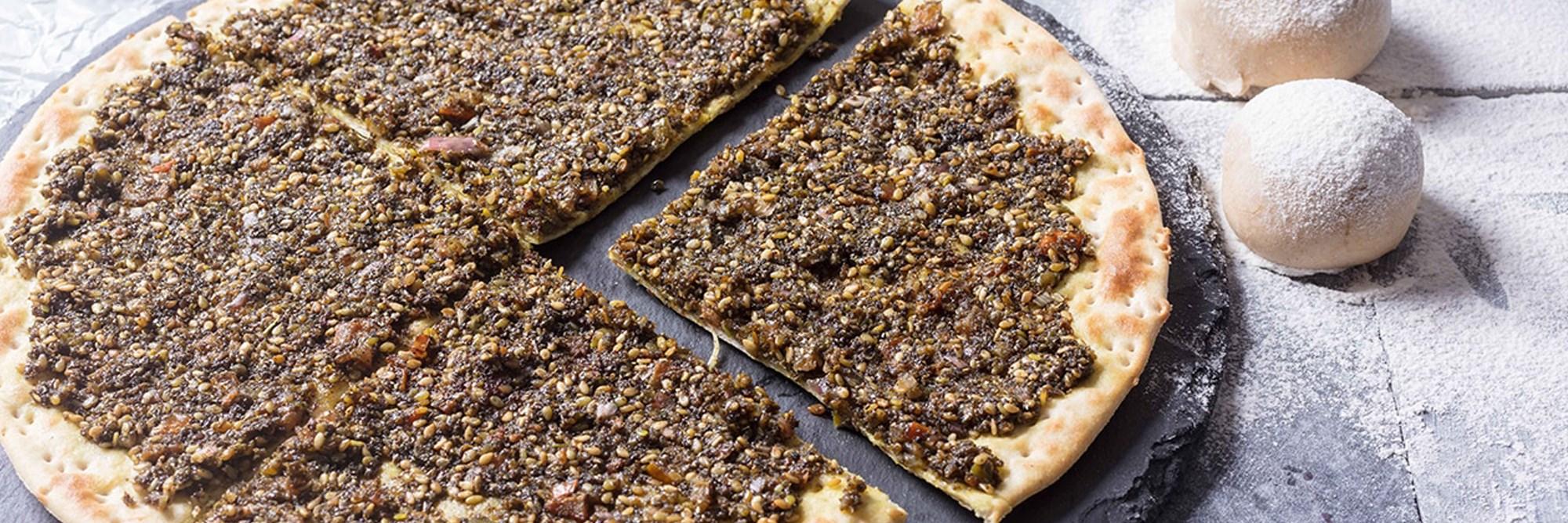 Lebanese Zaatar & Herbs