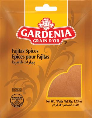 Fajitas spices