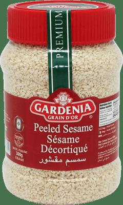 Peeled Sesame