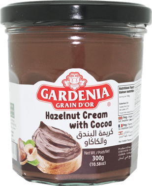 Hazelnut Cream With Cocoa